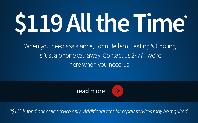 John Betlem Heating Amp Cooling Heating Amp Ac In Rochester Ny